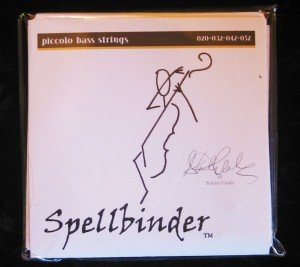 Spellbinder Piccolo Bass Strings