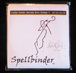Spellbinder Clarke-Tronic Electric Bass Strings