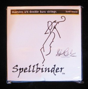 Spellbinder Double Bass Strings