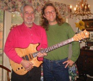 Doug Irwin and Tom Lieber