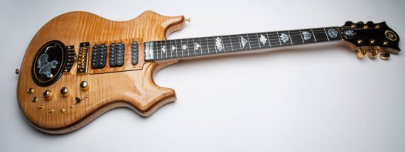 Full length photo of the 50th anniversary Grateful Dead Tiger