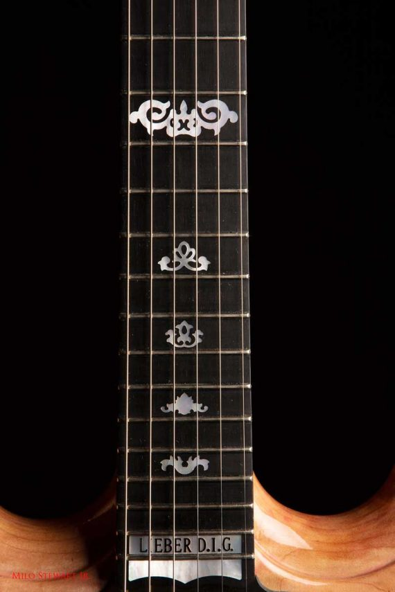 The Tiger Cub Inlays