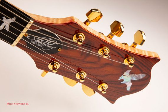 Coco Wolf Headstock