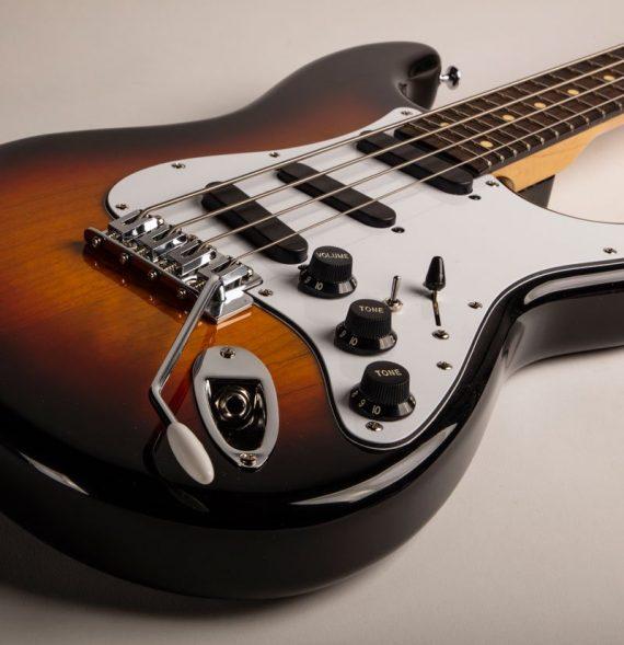 Spellcaster Bass close up