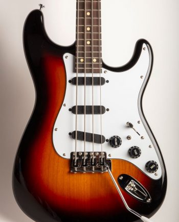 the front of the Spellcaster Bass