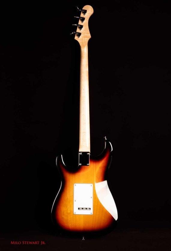 spellcaster bass full length back shot